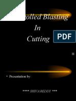 Controlled Blasting
