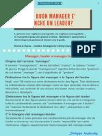 Tutorial Leadership 5