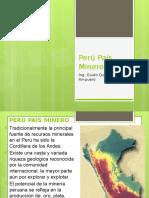 Presentacion N° 1 Peru Pais Minero