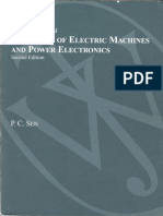 Principles of Electric Machines Solution Manual