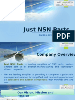 Just NSN Parts - NSN Components Purchasing Solution for Aircraft, Ship, Marine