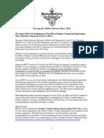 MCCF Testimony OPC Printed