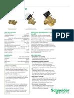 Vp223r Vp224r Picv Specification Sheet