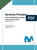 Curso Introductorio SS.pp. Fuerzas Comerciales