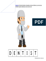 Dentist Spelling