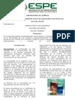 Informe Quimica 5