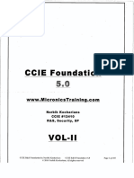 Narbik CCIE Foundation V5-Vol2