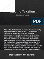 Taxation - Chapter 5