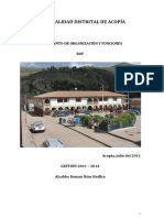 PLAN 10953 ROF Municipalidad de Acopia 2011