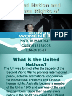 human rights of women.ppt