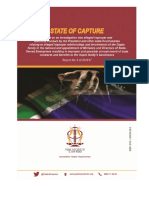 State of Capture Report 14 October 2016