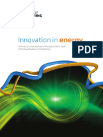 Innovation in Energy
