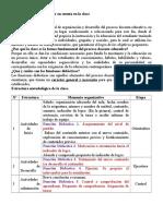 Funciones Didacticas de Un Plan de Clase