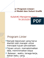 2 Pengantar Program Linear Dan Grafik
