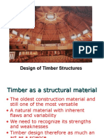 Introduction to Timber Design