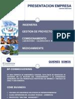 BP Commissioning - Presentacion Areas de Servicios. Rev1