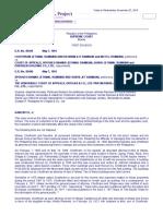 Ramnani v. CA - G.R. No. 85494
