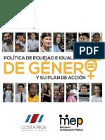 Política de Género Final
