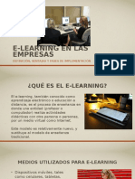 e Learning en Las Empresas