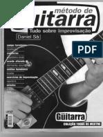 Tudo Sobre Improvisação, Daniel Sá - Coleção Toque De Mestre.pdf
