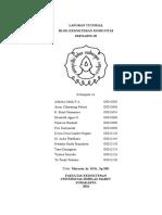 Laporan Tutorial Skenario 3 Komunitas