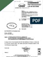 DSA-00 2008-0013551 adeguamenti Cementir