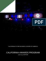 FBLA CAP Guidelines