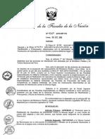Resolución Nº 4269 2016 MP FN