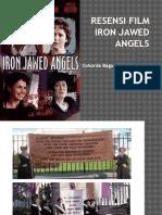 Tugas Individu Iron Jawed Angels - Cokorda Jaya Lesmana