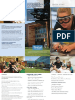 General Science Brochure PROOF
