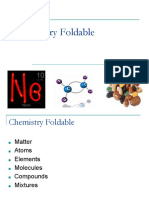 notes -  chemistry foldable pptx