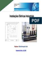 Instalações Industriais - Elementos de Projetos