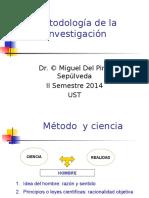 Metodologia de La Investigación II Semestre 2014