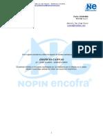 Cotización Precios Sistemas de Encofrado y Andamio Nopin