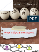 Social Interaction and Structure