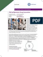 Drug Innovation