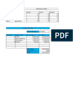Excel Promedio