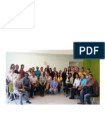 Trabajo Final - La Terapia de Grupo