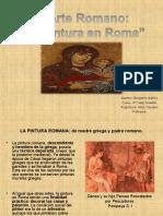 La Pintura Romana Trabajo Benjamin