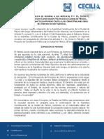 Iniciativa en contra del aborto en la Ciudad de México