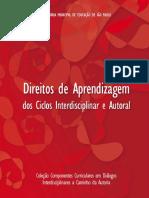 Coleção Componentes Curriculares-SP 1_introducao