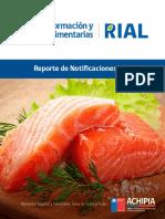 Reporte Notificaciones RIAL 2015 CHILE