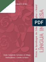 Coleção Componentes Curriculares-SP- 3 Lingua Inglesa-1