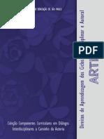 Coleção Componentes Curriculares-SP- 8_artes-1