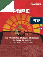 - plan de desarrollo regional concentardo cusco al 2021