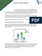 TG Marketing Campaign Briefing RLDP