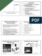 FUNDAMENTOS BASICOS -TELEDTECCION