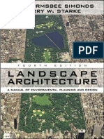 Simonds - Landscape-Architecture - Fourth Edition