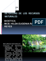 Bioetica y Medio Ambiente (1)