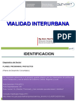 Vialidad Interurbana Sector Transportes Rfj